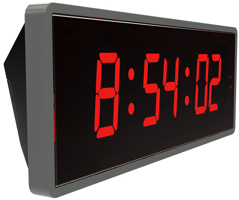 Digital Poe Clocks Simplex Time Australia
